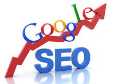 Google SEO graphic